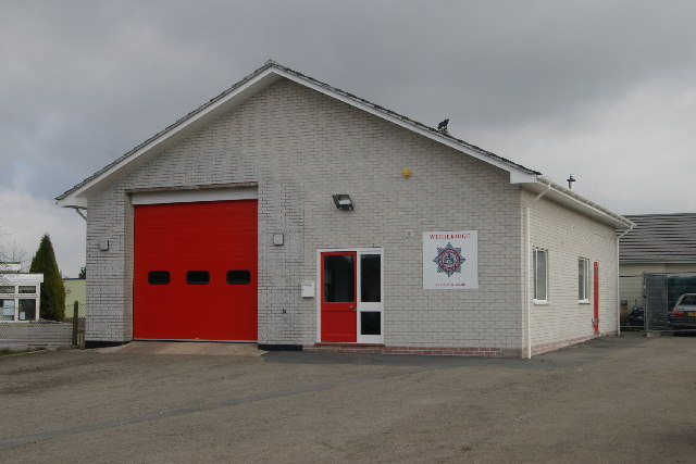 Witheridge Fire Station