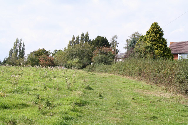 Langford Budville: footpath at Runnington