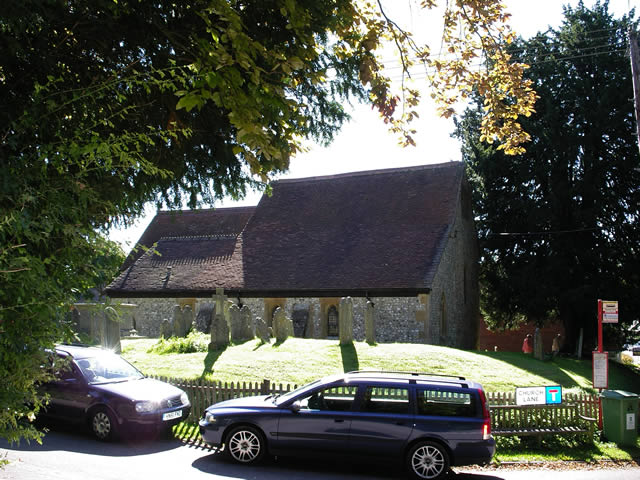 St Catherine's church, Littleton