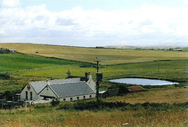 Orkney Brewery at Quoyloo