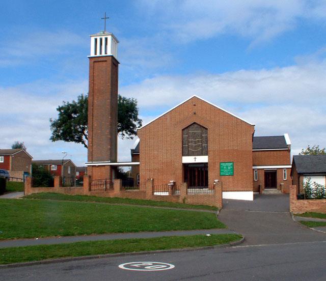 The Good Shepherd RC church, New Addington CR0