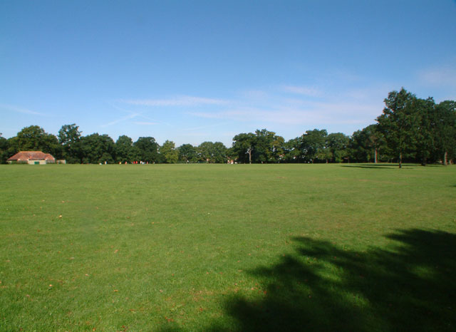 Farnborough Recreation Ground, BR6