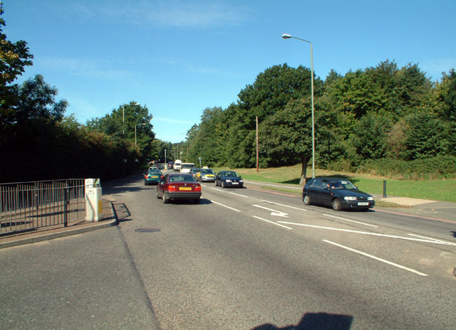 A21 Farnborough Common BR6