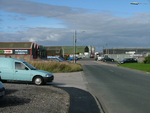 Vickers Industrial Estate, White Lund, Morecambe