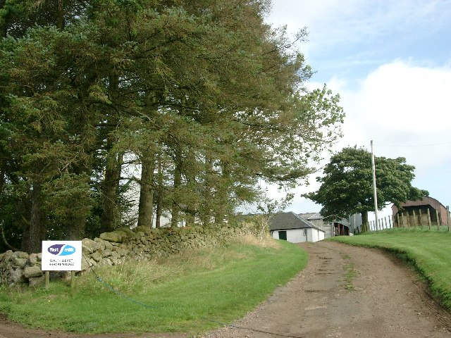 South Brackenridge Farm