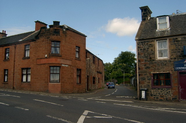 Ochiltree, Ayrshire