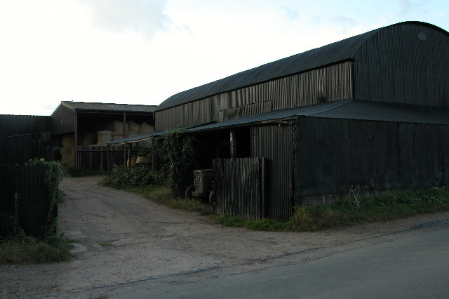 Church Farm, Claines