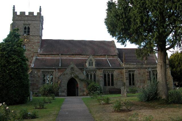 Claines Church