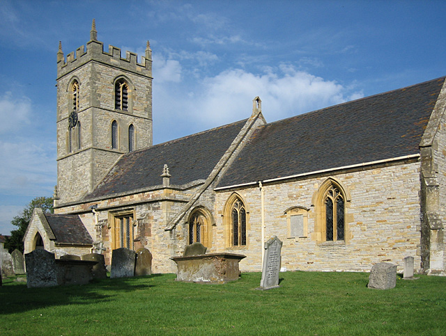 Welford-on-Avon Church
