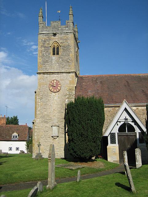 Clifford Chambers Church