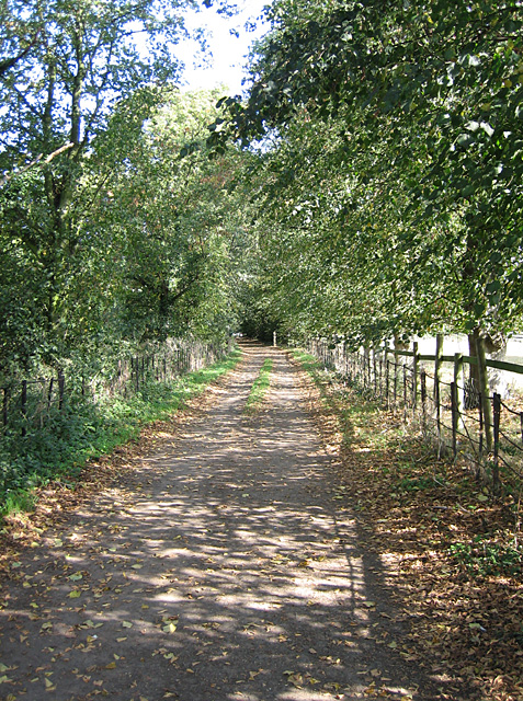 Bridleway at Clifford Chambers