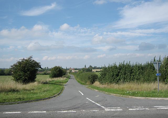Road to Milcote