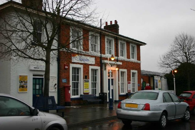 Andover Railway Station