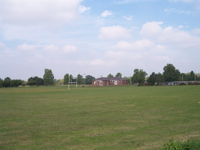 Upton Playing Fields