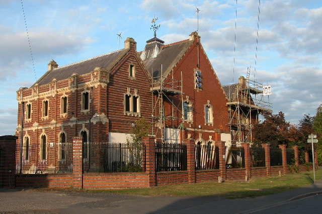 Barbourne Pumping Station