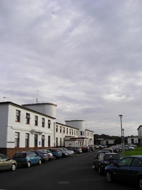 Ayshire Central Hospital