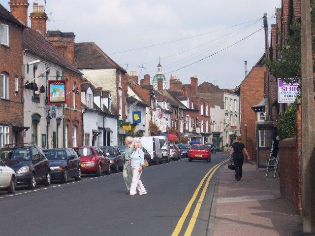 Old Street, Upton