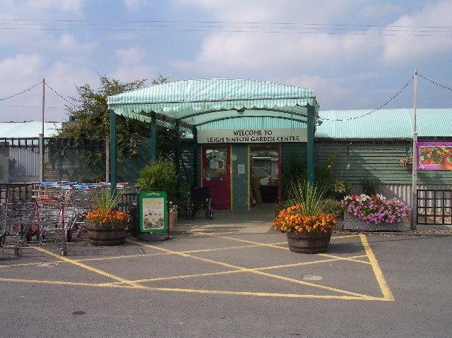 Leigh Sinton Garden Centre