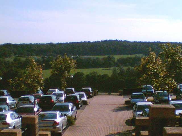 View South East Toward Home Farm