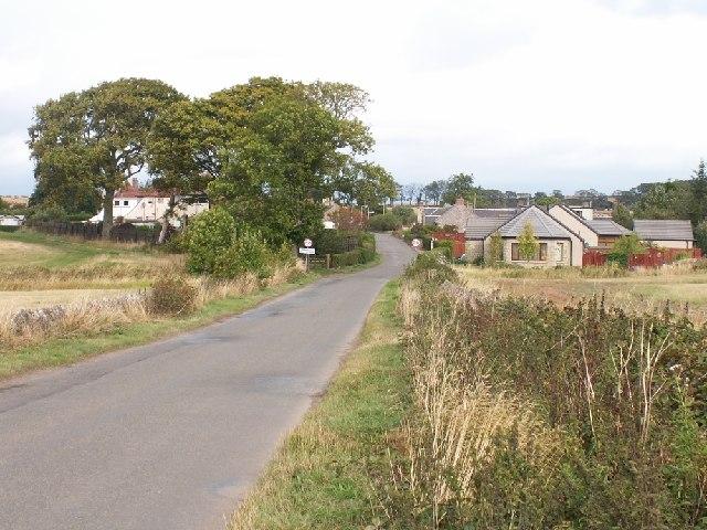 Foodieash, Fife