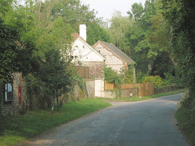 Junction of Baybridge  and Lower Baybridge Lanes