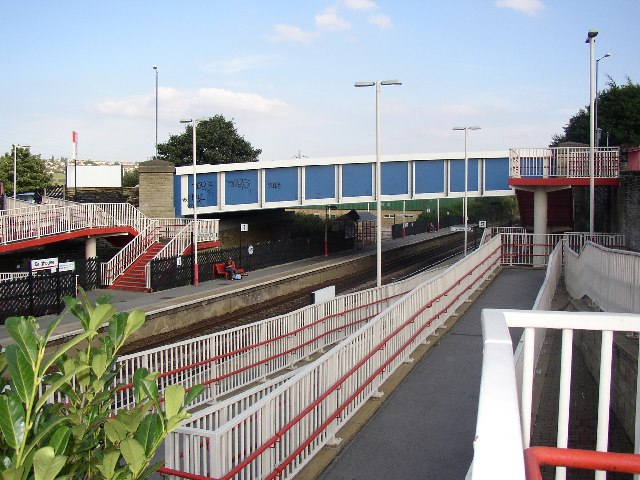 Brighouse Station