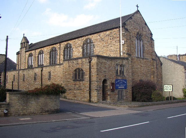 Church of St John the Divine, Rastrick