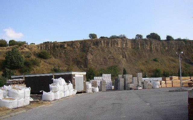 Quarry, Rastrick Common