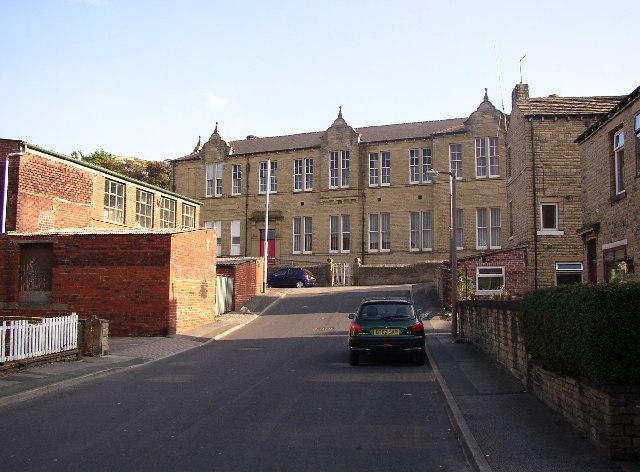 Former Victoria School