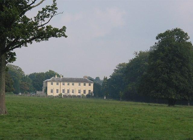 Upham House