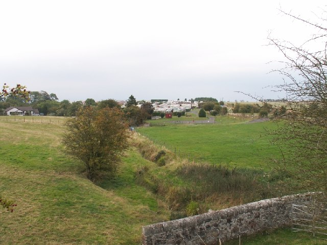 Cairnsmill caravan park, St Andrews.