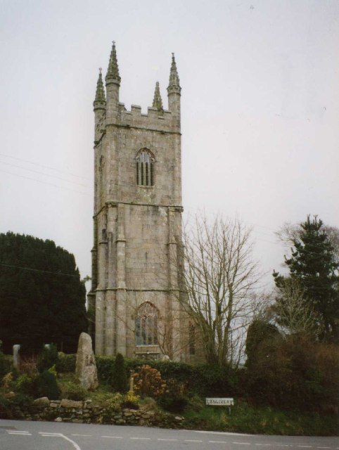 Lanlivery Church