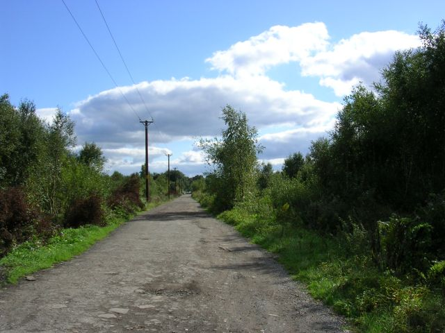 Astley Road, Chat Moss