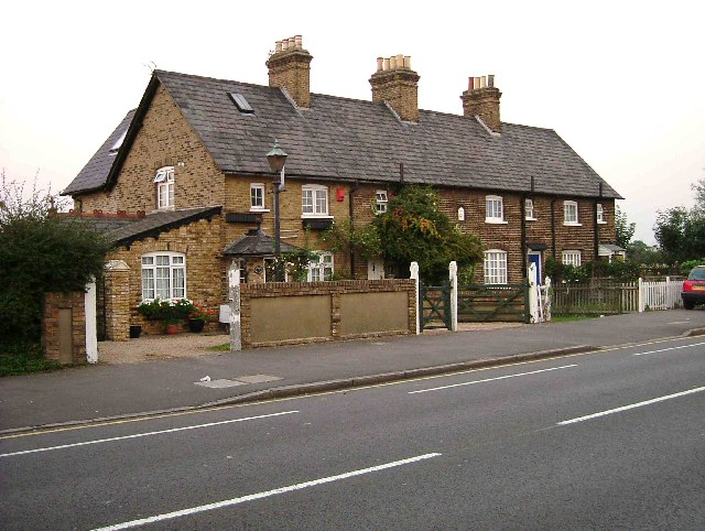 Crown Cottages