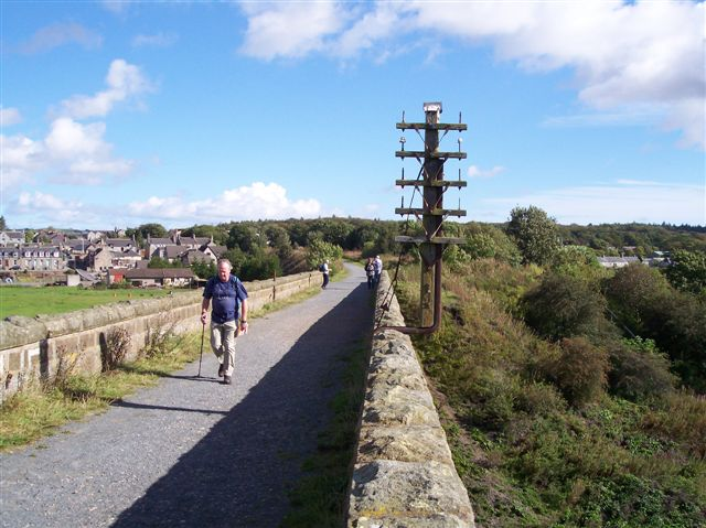 Ellon Viaduct, Aberdeenshire