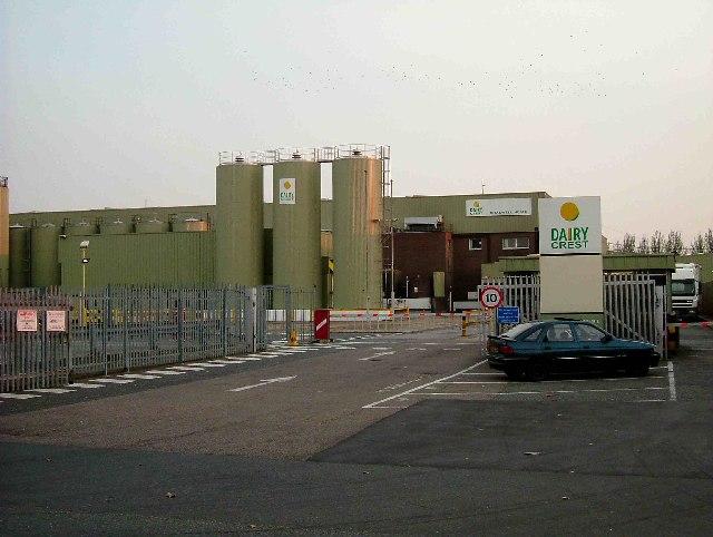 Dairy Crest Chadwell Heath