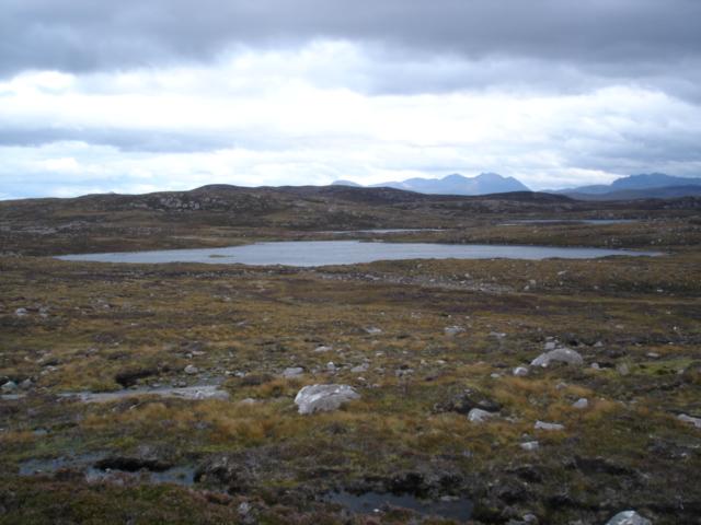 Loch na Sgaireig Mor