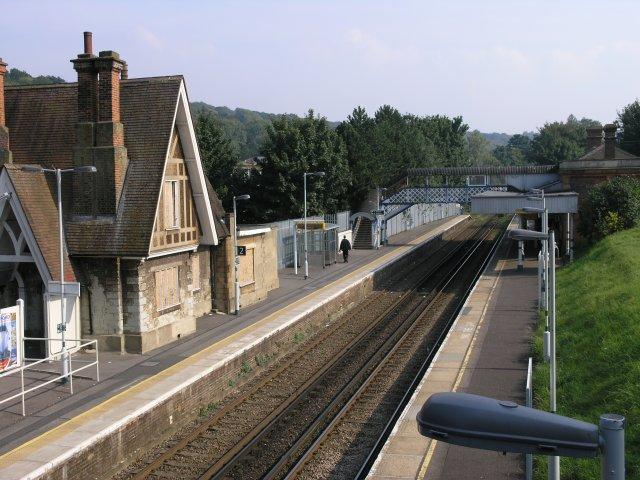 Kenley Station