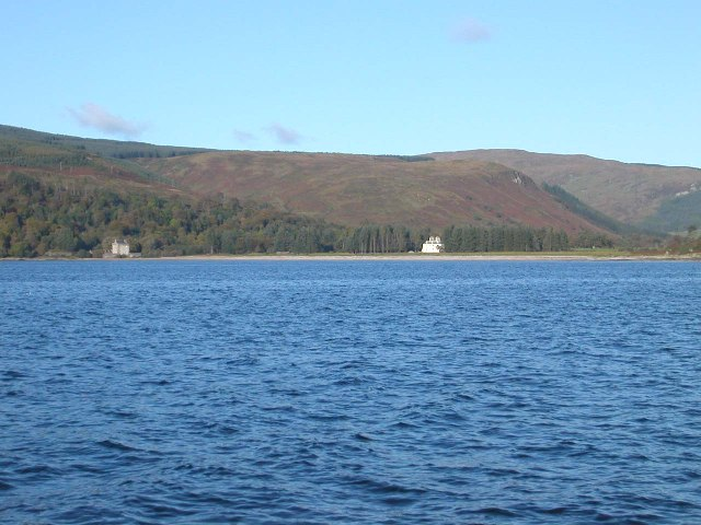 Saddell Castle and Big House Saddell Bay