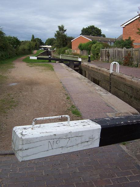 Bell Bridge Locks, Rushall Canal