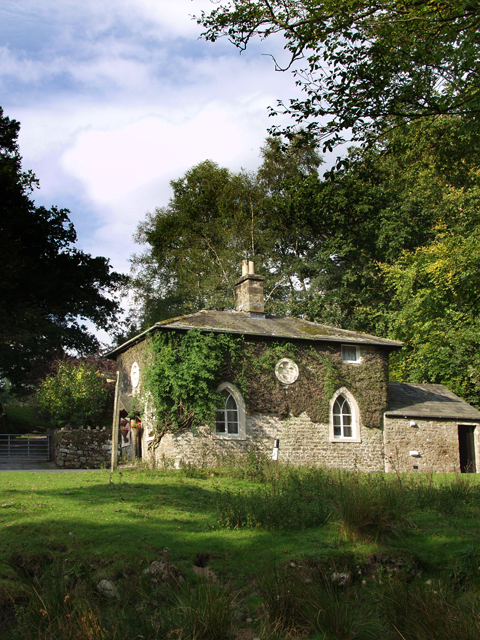 Tower Lodge, Trough of Bowland