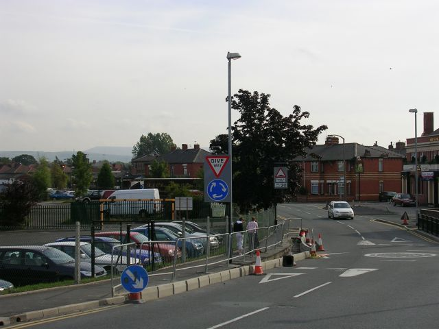 Ashton Road West