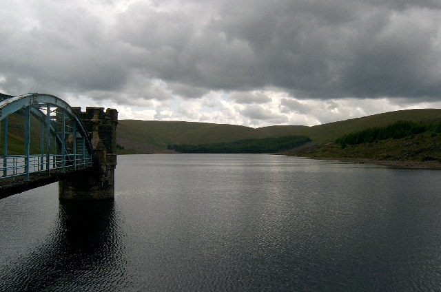 Afton Reservoir, Ayrshire
