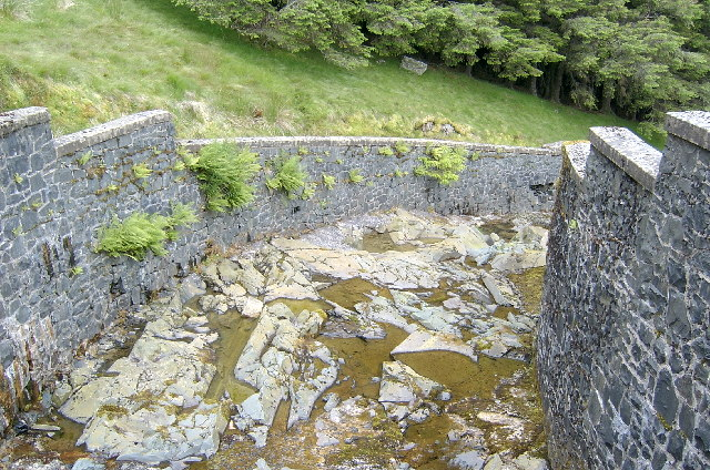 Afton Reservoir Outflow, Ayrshire