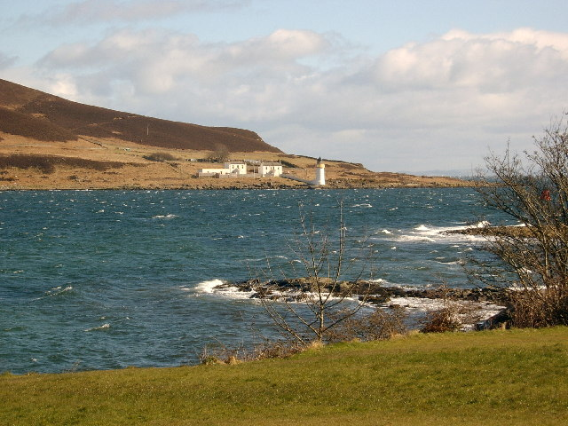 Kings Cross Point, Isle of Arran