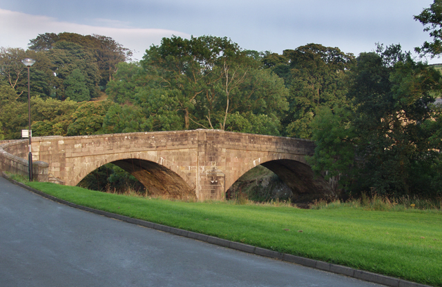 Slaidburn Bridge, Forest of Bowland