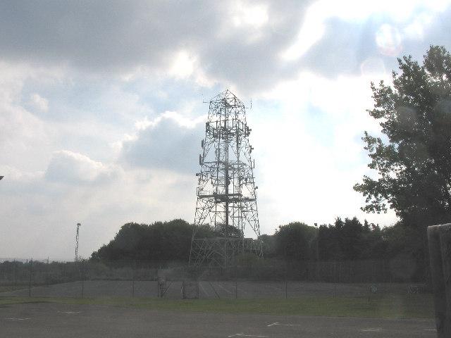 Fiveways mast.