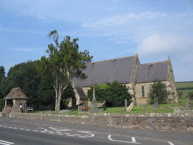 Parish Church at  Wick