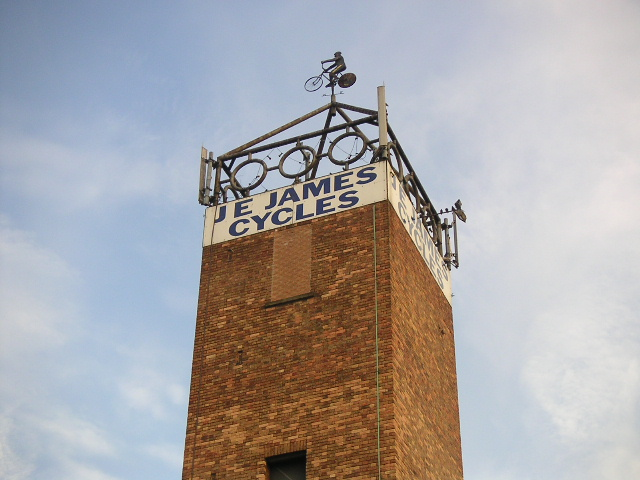 Cycling Weathervane