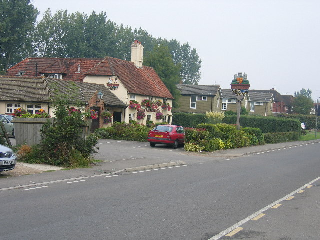 The Windsor Castle Pub, Little Bookham